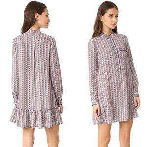 BCBGMAXAZRIA Lucille Dress Light Oasis Mini Print
